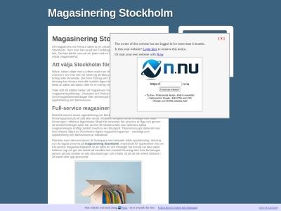 www.billigmagasineringstockholm.se
