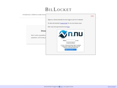 www.billocket.n.nu