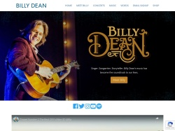 Billy Dean - Official Site