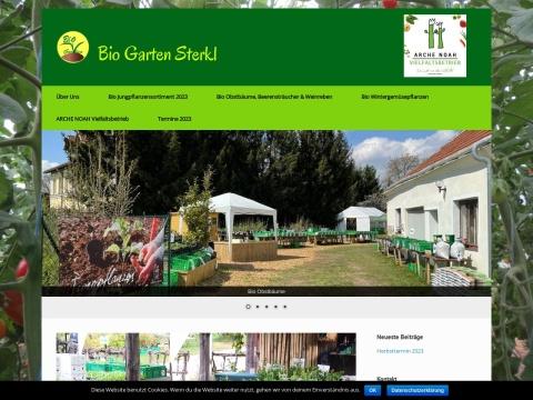 Arche Noah & Biogarten Sterkl Jungpflanzen Pop-Up