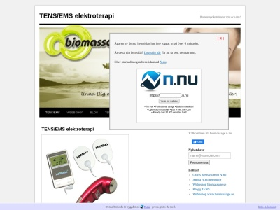 www.biomassage.n.nu