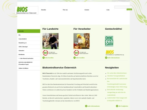 BIOS - Biokontrollservice Österreich
