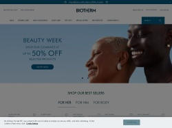 Biotherm screenshot