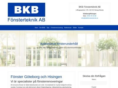bkbfonsterteknik.se