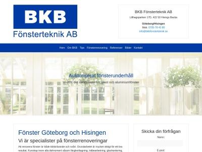www.bkbfonsterteknik.se