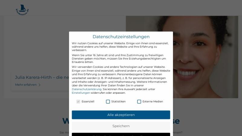 www.blankenese.de Vorschau, Blankenese