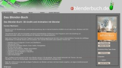 www.blenderbuch.de Vorschau, Das Blender-Buch