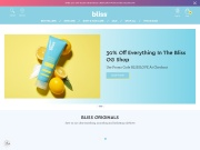 Bliss World Coupon for 2018