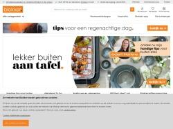Blokker.nl screenshot