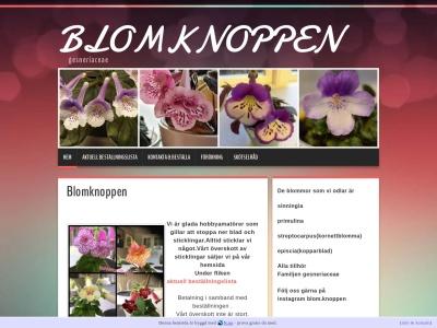 www.blomknoppen.n.nu