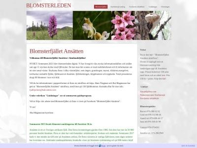www.blomsterleden.n.nu