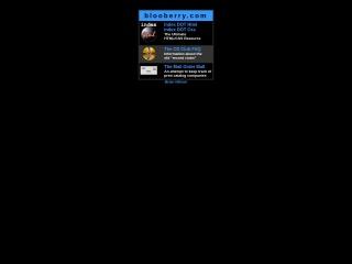 Screenshot for blooberry.com