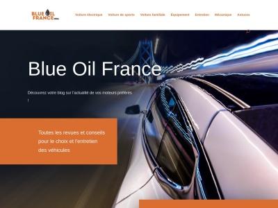 Accessoires de moto chez Blue-Oil France