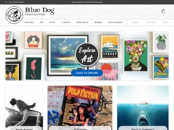 Blue Dog Posters And Prints coupon codes March 2019