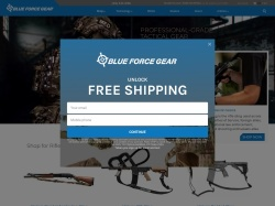 Blue Force Gear coupon codes August 2018