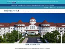 Blue Harbor Resort Promo Codes 2017