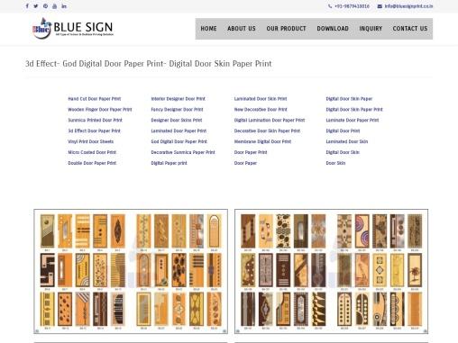 3d Effect- God Digital Door Paper Print- Digital Door Skin Paper Print