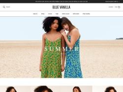 Blue Vanilla UK
