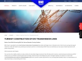 EPC Turnkey Projects | Transmission Line Tower Erection | Commissioning Services – BNC Power