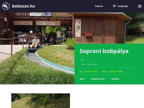 http://www.bobozas.hu/sopron/