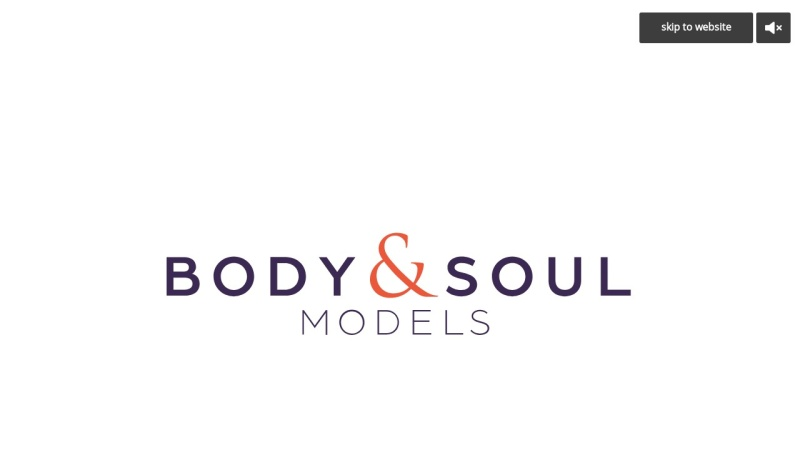 www.bodyandsoul-models.de Vorschau, Body & Soul Models