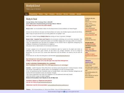 www.bodyandsoul.n.nu