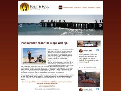 www.bodyandsoultravel.se