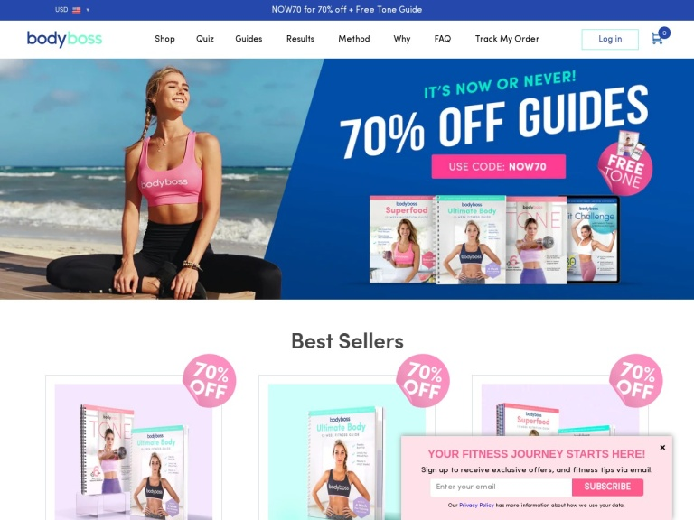 Body Boss Coupon Codes & Promo codes