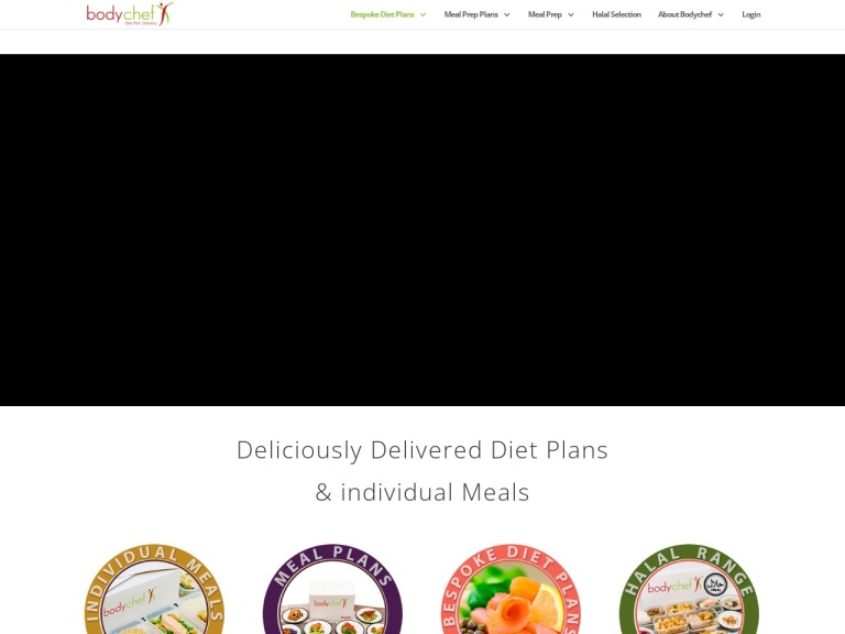 BodyChef Free Delivery screenshot