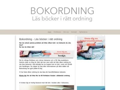 www.bokordning.se