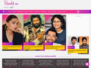 Screenshot for bollywoodlife.com