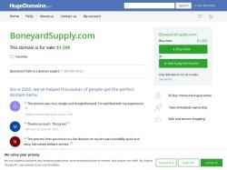 Boneyard Supply Co