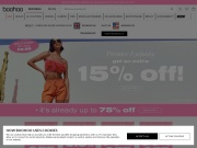 BooHoo.com coupons and codes