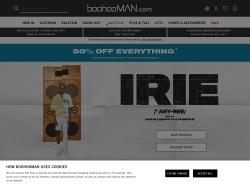 boohooMAN screenshot