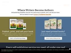 bookbaby.com screenshot
