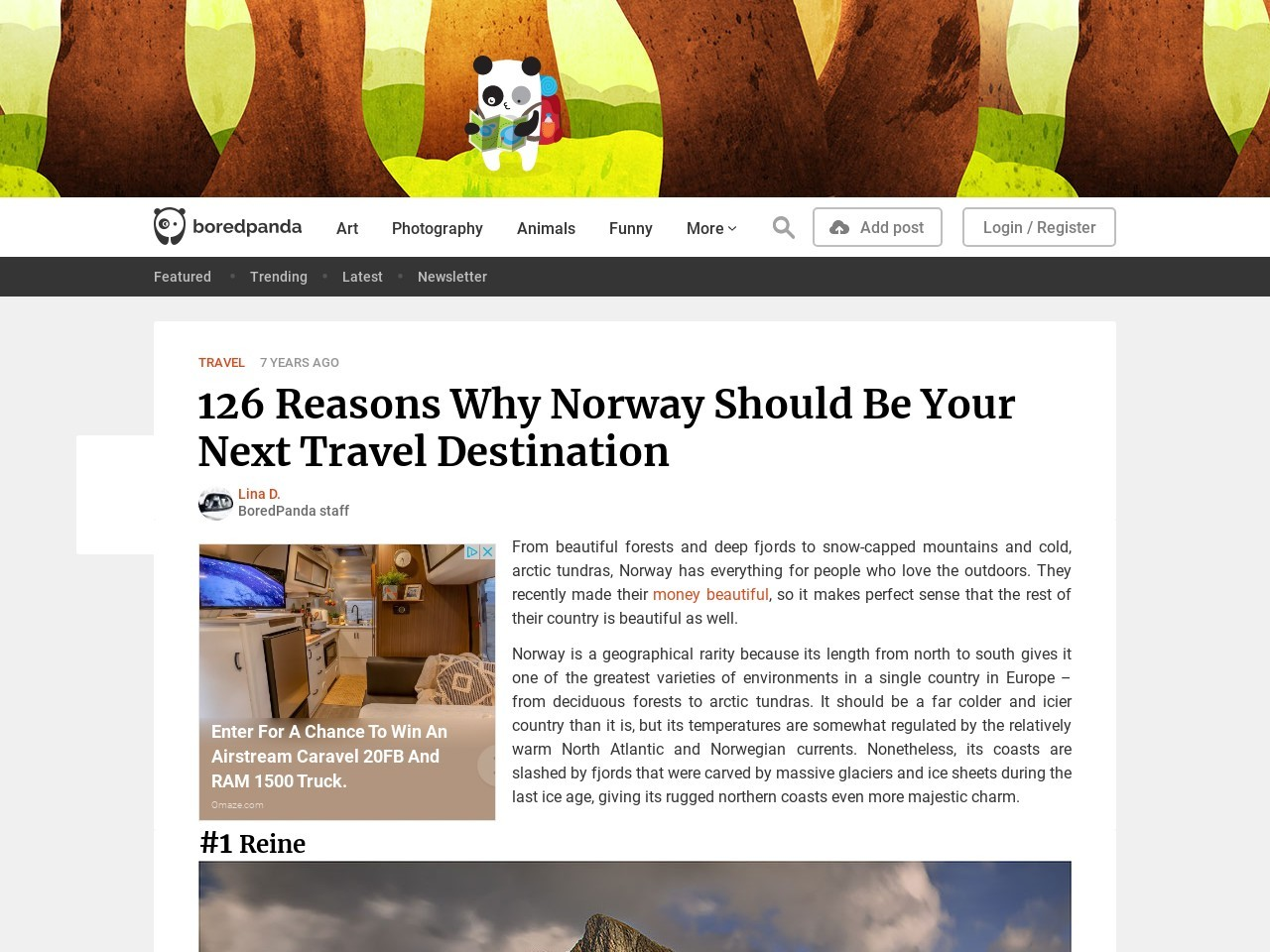 24+ Reasons Why Norway Should Be Your Next Travel …