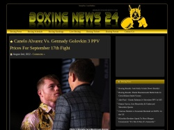 News: Roger Mayweather's net worth $20 million?; Vazquez vs. Quintero on October 27th