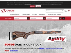 Boyds Gunstocks