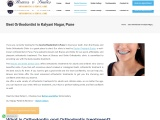 Best Orthodontist in Pune | Orthodontist in Pune | Orthodontist in Viman Nagar | Orthodontists in Ka