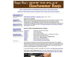 http://www.bradleylaird.com/claw/index.html