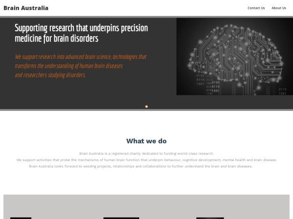 http://www.brain.org.au/