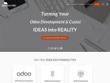 Odoo ERP Development and customization services providing company – Braincrew Apps