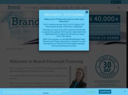 Brand Financial Training UK