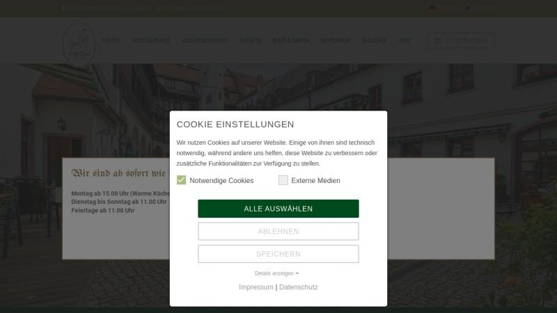 www.brauhaus-wittenberg.de Vorschau, Brauhaus Wittenberg GmbH