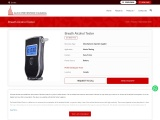 Breath Alcohol Tester Supplier