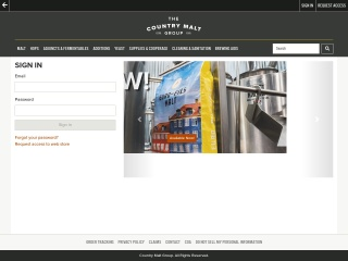 Screenshot for brewcraftusa.com