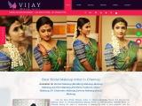 Makeup Artist Vijay:Best Bridal Makeup Artist in Chennai,Tamilnadu