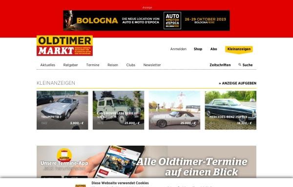 Vorschau von www.british-classic-cars-magazin.de, British Classic Cars