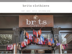 Britsclothiers coupon codes March 2018