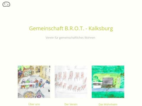 Gemeinschaft B.R.O.T. - Kalksburg